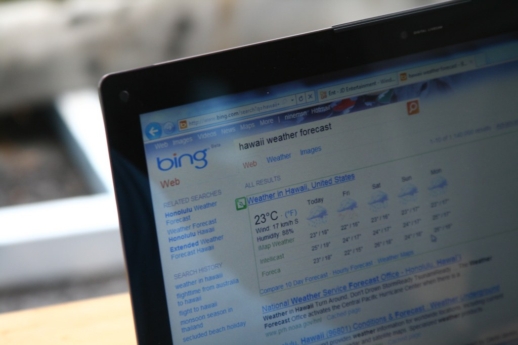Bing Ads Linked in Marketing